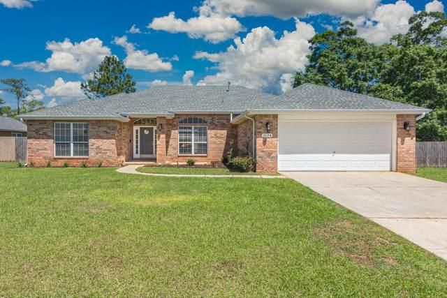 3124 Border Creek Drive, Crestview, FL 32539 (MLS #869197) :: The Chris Carter Team