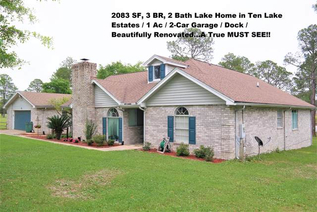 41 Placid Lake Drive, Defuniak Springs, FL 32433 (MLS #869211) :: Coastal Lifestyle Realty Group