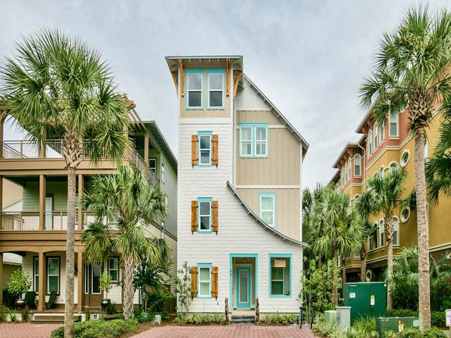 42 W Seacrest Beach Boulevard, Inlet Beach, FL 32461 (MLS #869216) :: Berkshire Hathaway HomeServices PenFed Realty