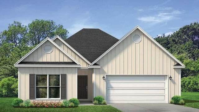37 Dalton Aubrey Drive Lot 31, Santa Rosa Beach, FL 32459 (MLS #869218) :: Beachside Luxury Realty