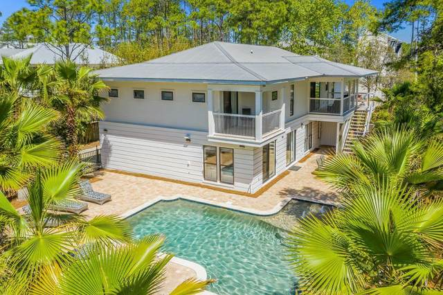 357 Canal Street, Santa Rosa Beach, FL 32459 (MLS #869234) :: Coastal Luxury