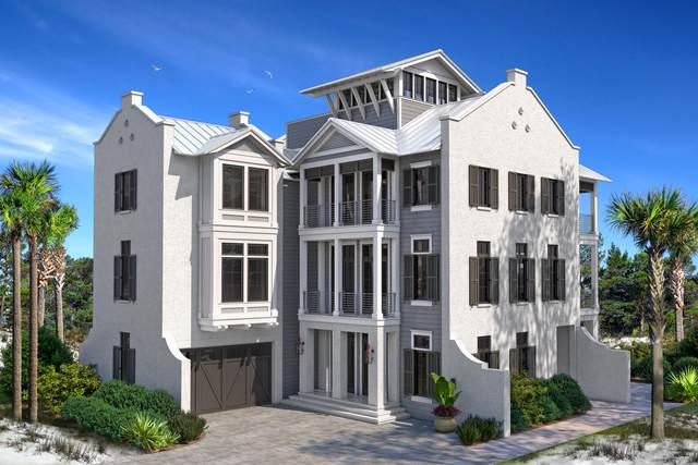Lot 6 Elysee Court, Inlet Beach, FL 32461 (MLS #869240) :: Coastal Luxury