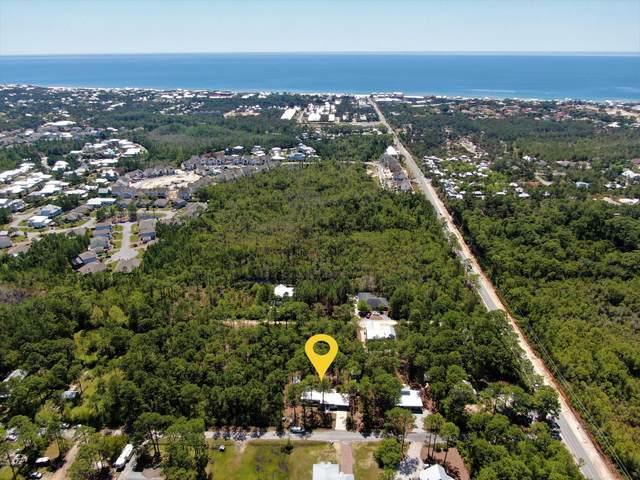 60 Cypress Pond Road, Santa Rosa Beach, FL 32459 (MLS #869275) :: Anchor Realty Florida