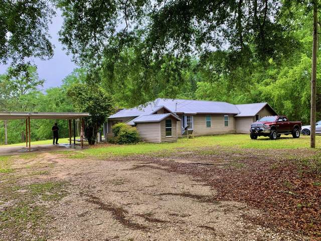 5946 Buckward Road, Baker, FL 32531 (MLS #869285) :: Berkshire Hathaway HomeServices PenFed Realty