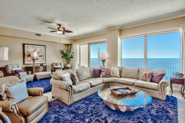 7115 Thomas Drive Unit 1902, Panama City Beach, FL 32408 (MLS #869292) :: EXIT Sands Realty