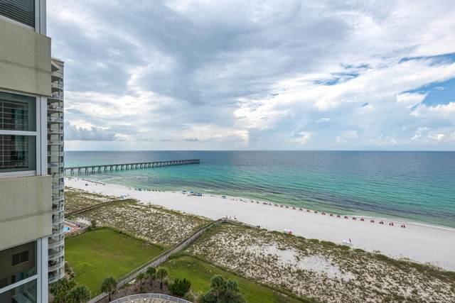 8501 Gulf Boulevard W-Ph1d, Navarre, FL 32566 (MLS #869301) :: Briar Patch Realty