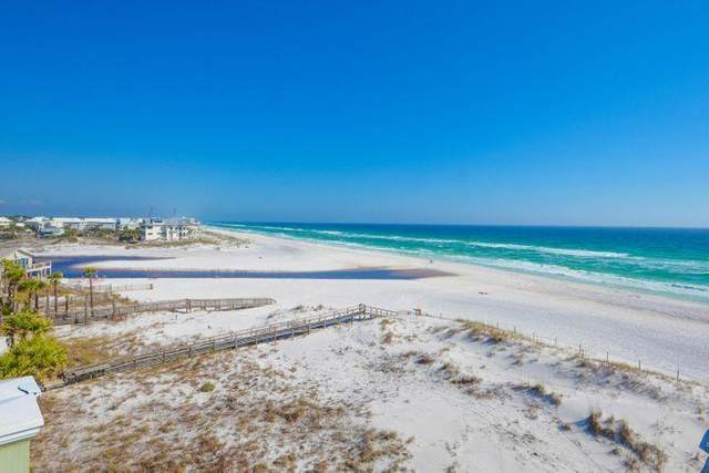 561 Eastern Lake Road #201, Santa Rosa Beach, FL 32459 (MLS #869330) :: The Beach Group