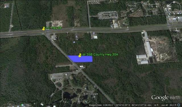 Lot 35B W Co Highway 30A, Santa Rosa Beach, FL 32459 (MLS #869344) :: The Chris Carter Team