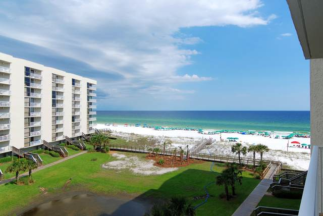 114 Mainsail Drive Unit 245, Miramar Beach, FL 32550 (MLS #869358) :: Luxury Properties on 30A