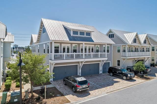 57 Milestone Drive Unit B, Inlet Beach, FL 32461 (MLS #869369) :: 30a Beach Homes For Sale