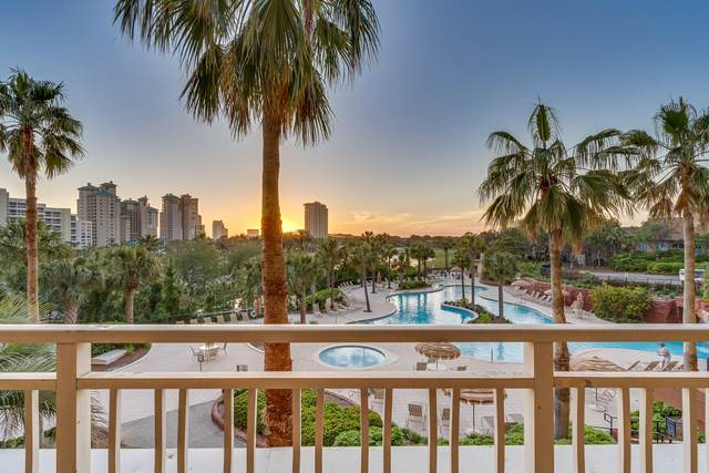5002 S Sandestin South Boulevard Unit 6230, Miramar Beach, FL 32550 (MLS #869386) :: Luxury Properties on 30A