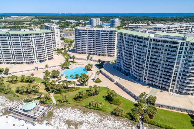 15500 Emerald Coast Parkway Unit 501, Destin, FL 32541 (MLS #869399) :: Berkshire Hathaway HomeServices PenFed Realty