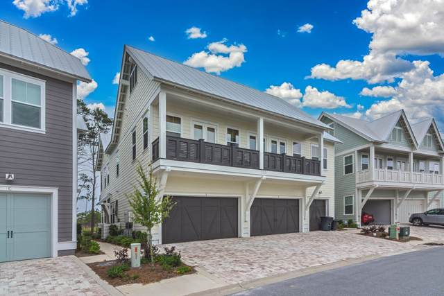 259 Milestone Drive Unit A, Inlet Beach, FL 32461 (MLS #869412) :: The Beach Group