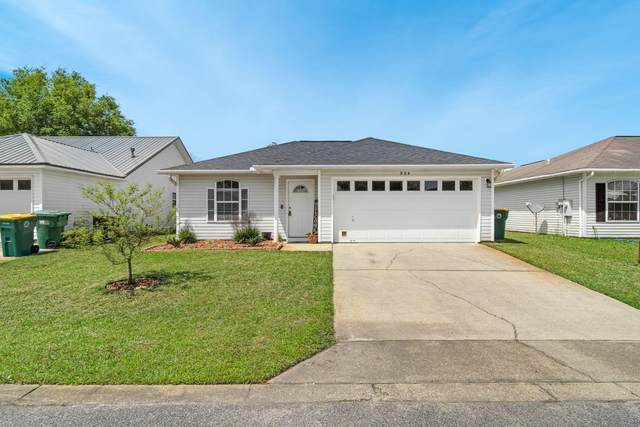 934 Ibis Way, Fort Walton Beach, FL 32547 (MLS #869438) :: 30a Beach Homes For Sale