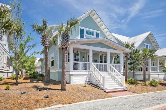 41 Clipper Street, Inlet Beach, FL 32461 (MLS #869447) :: Scenic Sotheby's International Realty
