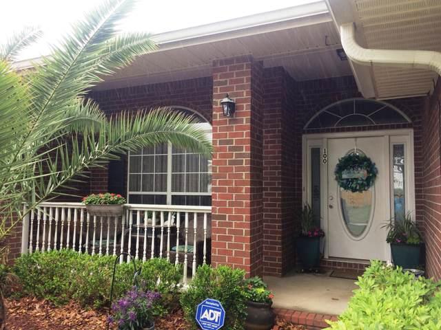 100 Citadel Lane, Crestview, FL 32536 (MLS #869463) :: Better Homes & Gardens Real Estate Emerald Coast