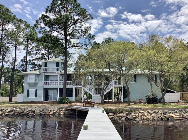 491 Pisces Drive, Santa Rosa Beach, FL 32459 (MLS #869475) :: Linda Miller Real Estate