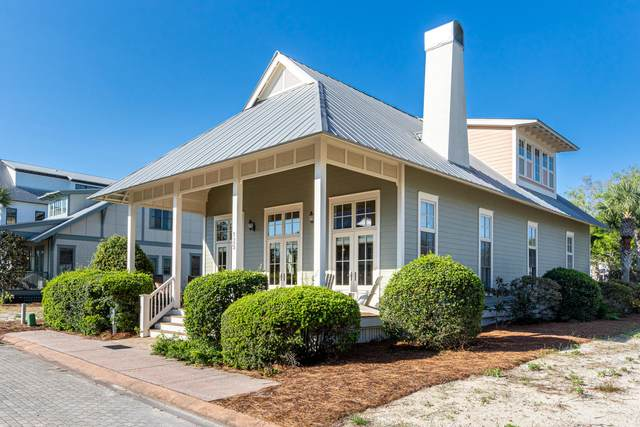 125 Cypress Walk, Santa Rosa Beach, FL 32459 (MLS #869503) :: Back Stage Realty