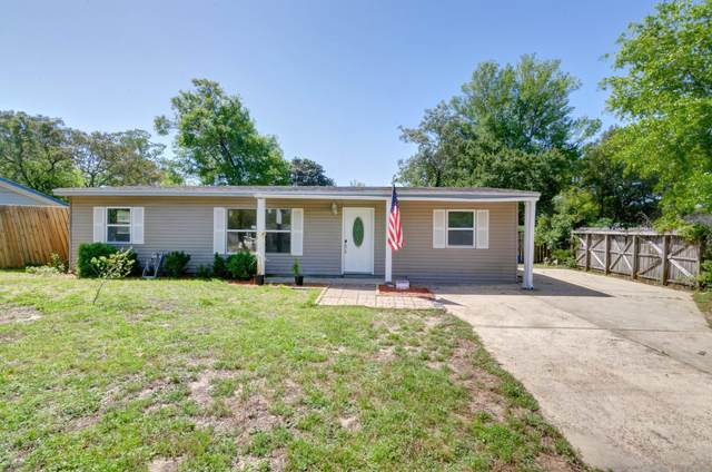419 Westminster Road, Fort Walton Beach, FL 32547 (MLS #869515) :: The Beach Group