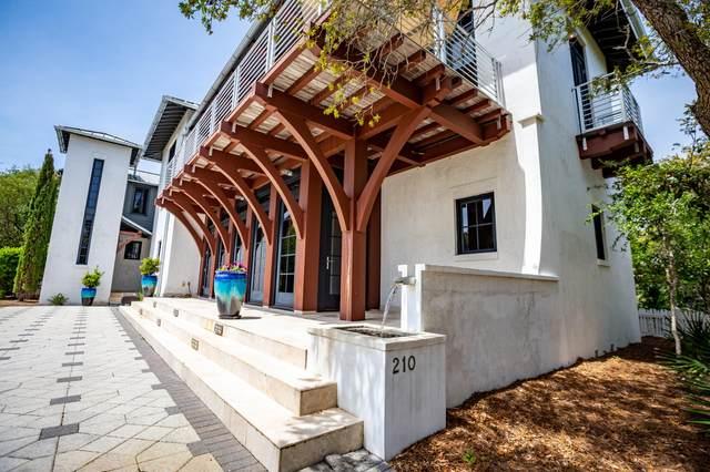 210 Village Way, Panama City Beach, FL 32413 (MLS #869530) :: The Honest Group
