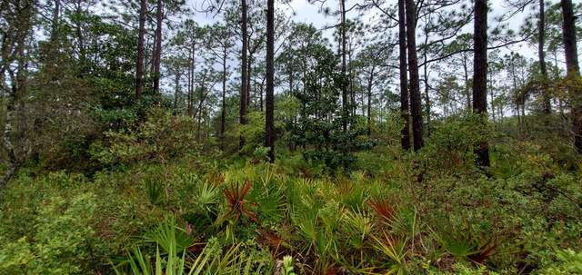 LOT1 & 24 Gulf Shore Manor, Santa Rosa Beach, FL 32459 (MLS #869535) :: Linda Miller Real Estate