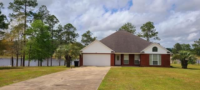 1025 Ten Lake Drive, Defuniak Springs, FL 32433 (MLS #869552) :: The Chris Carter Team