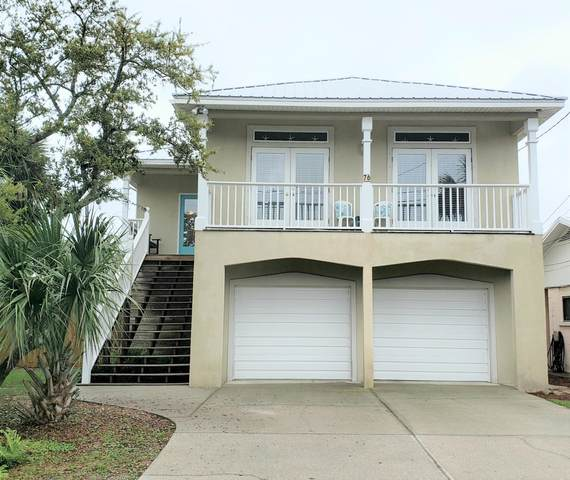 76 Gulf View Drive, Panama City Beach, FL 32413 (MLS #869559) :: Somers & Company
