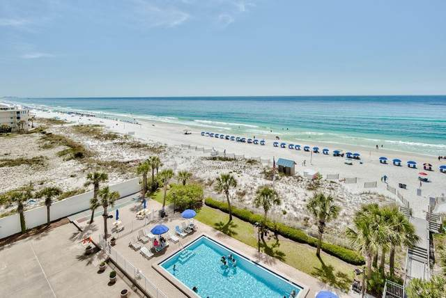 1010 Highway 98 Unit 604, Destin, FL 32541 (MLS #869560) :: Berkshire Hathaway HomeServices Beach Properties of Florida