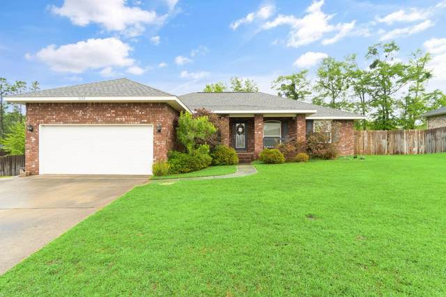 1630 Twin Pines Circle, Cantonment, FL 32533 (MLS #869576) :: The Premier Property Group