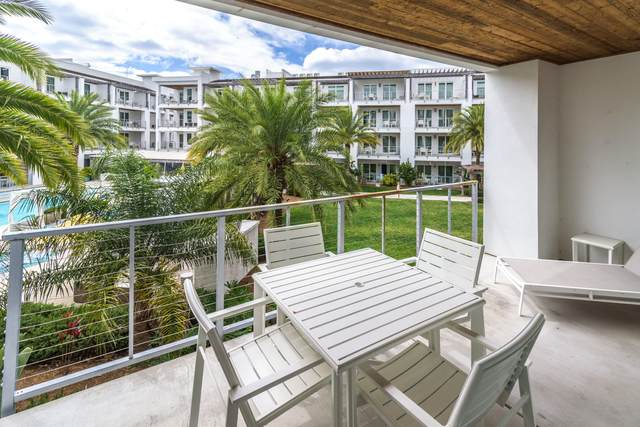 10941 E Co Highway 30A #122, Inlet Beach, FL 32461 (MLS #869584) :: Coastal Luxury