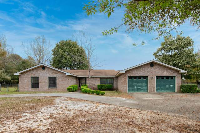 1306 Sunshine Drive, Crestview, FL 32539 (MLS #869593) :: Back Stage Realty
