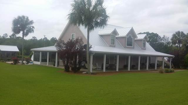 6618 State Hwy 2 E, Westville, FL 32464 (MLS #869659) :: Coastal Luxury