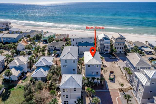 70 S Emerald Cove Lane, Inlet Beach, FL 32461 (MLS #869686) :: Coastal Luxury