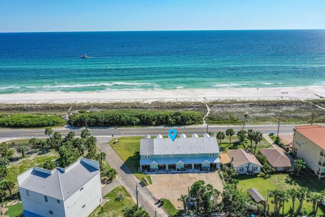 21000 Front Beach Road Apt 3, Panama City Beach, FL 32413 (MLS #869687) :: Briar Patch Realty