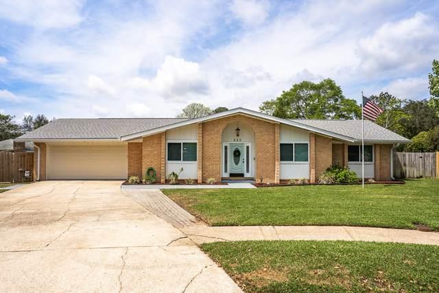 623 NE Kensington Court, Fort Walton Beach, FL 32547 (MLS #869700) :: Anchor Realty Florida