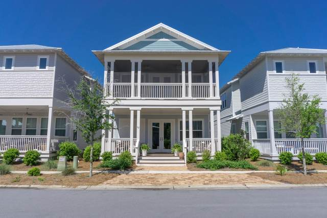 87 Prairie Pass, Santa Rosa Beach, FL 32459 (MLS #869702) :: Engel & Voelkers - 30A Beaches