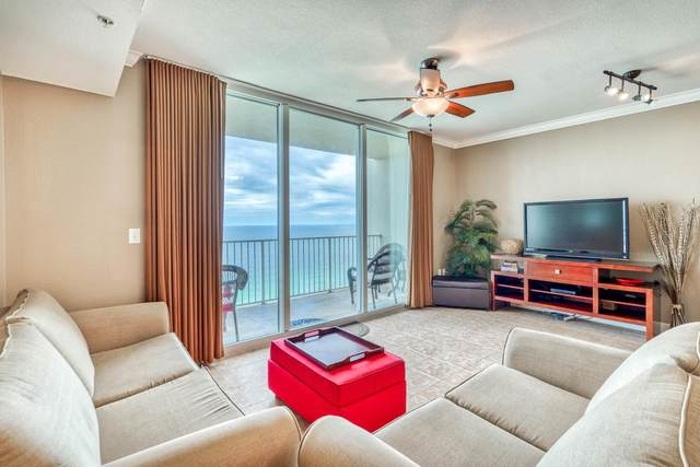 16819 Front Beach Drive #1814, Panama City Beach, FL 32413 (MLS #869727) :: Coastal Luxury