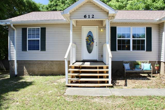 612 Jeremy Court, Crestview, FL 32539 (MLS #869754) :: Back Stage Realty
