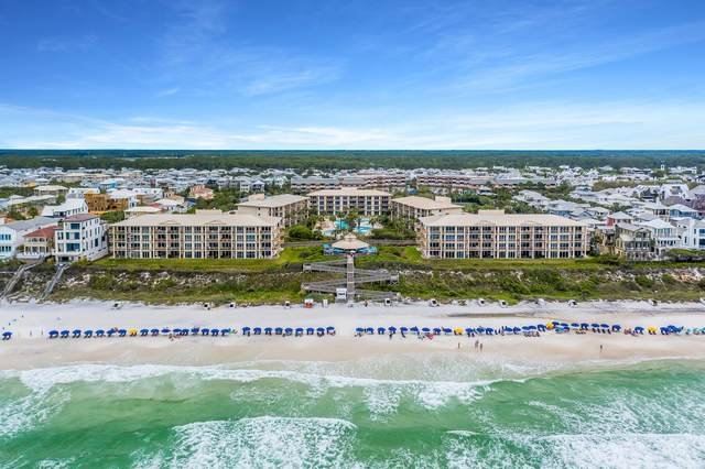 10254 E County Highway 30A #312, Inlet Beach, FL 32461 (MLS #869756) :: Coastal Luxury