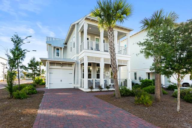 86 Clipper Street, Inlet Beach, FL 32461 (MLS #869757) :: Blue Swell Realty