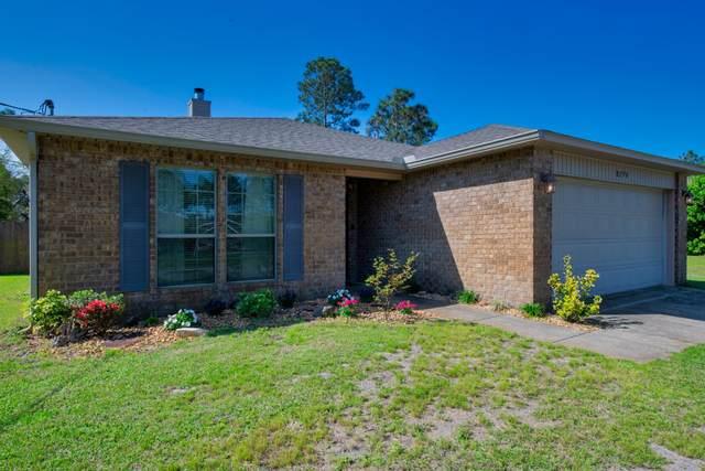 8299 Miranda Street, Navarre, FL 32566 (MLS #869775) :: NextHome Cornerstone Realty