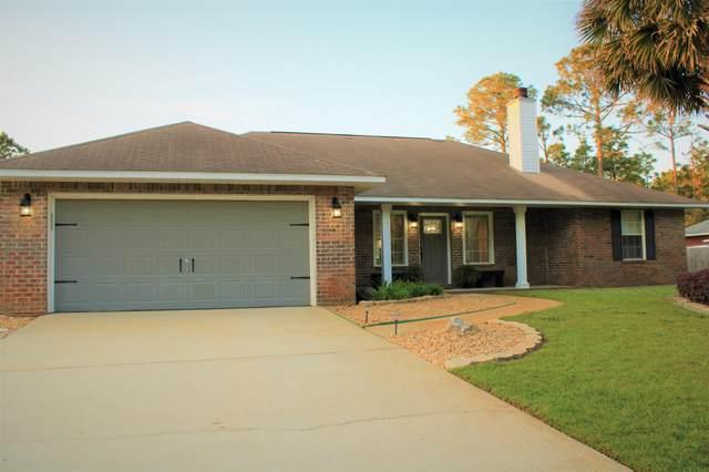 6664 Bellingham Street, Navarre, FL 32566 (MLS #869779) :: NextHome Cornerstone Realty