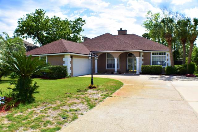 114 Palm Bay Boulevard, Panama City Beach, FL 32408 (MLS #869822) :: Somers & Company