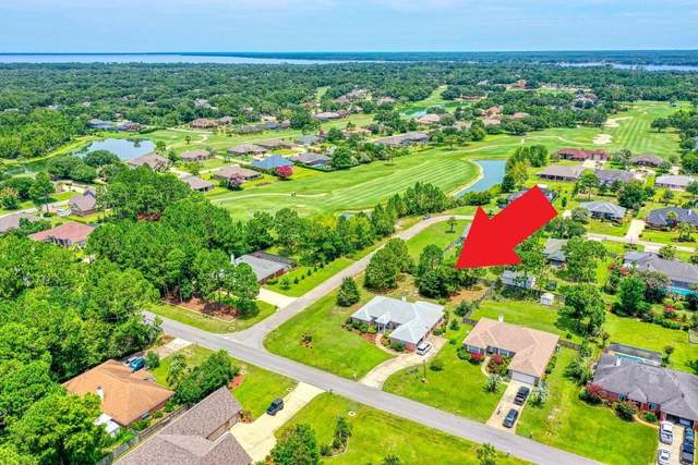 7172 Reef Street, Navarre, FL 32566 (MLS #869826) :: John Martin Group | Berkshire Hathaway HomeServices PenFed Realty