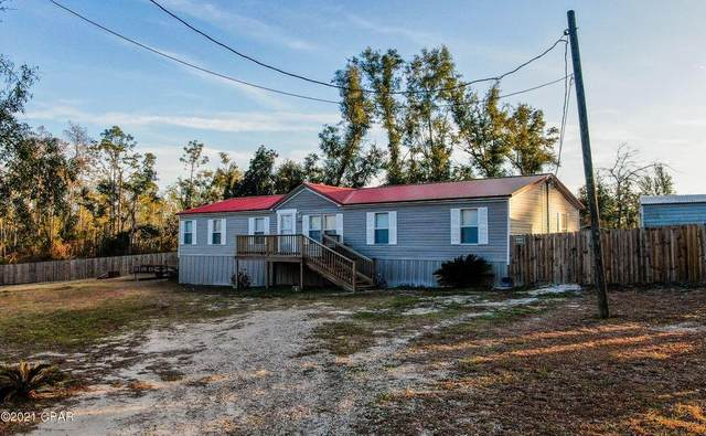 160 Hitchcock Road, Southport, FL 32409 (MLS #869834) :: The Ryan Group