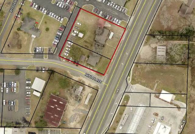 812, 820 N Ferdon Boulevard, Crestview, FL 32536 (MLS #869874) :: John Martin Group | Berkshire Hathaway HomeServices PenFed Realty