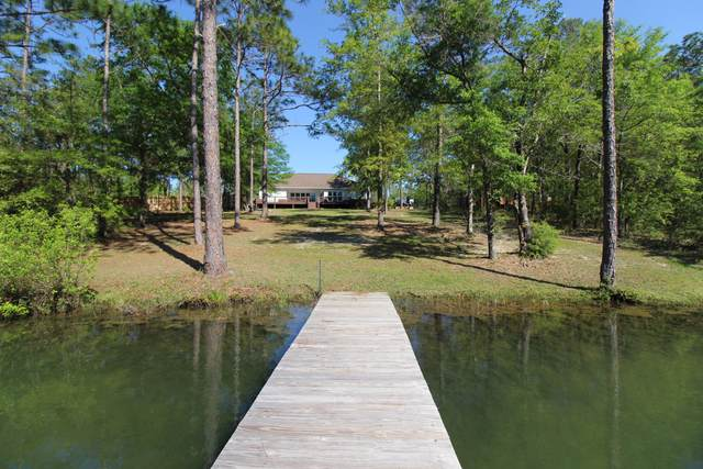 4036 Lakeview Drive, Crestview, FL 32539 (MLS #869887) :: Back Stage Realty