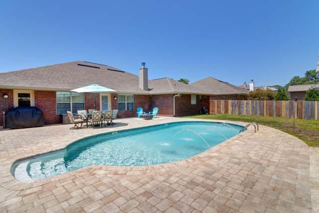 1822 Twin Pine Boulevard, Gulf Breeze, FL 32563 (MLS #869927) :: Anchor Realty Florida
