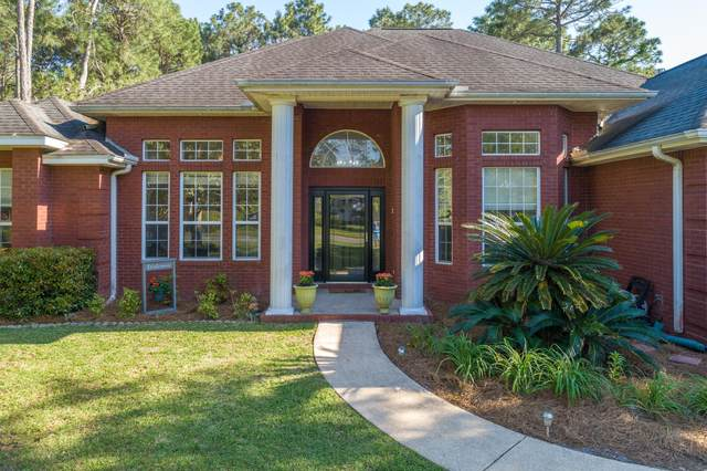 313 Tala Way, Niceville, FL 32578 (MLS #869940) :: The Chris Carter Team