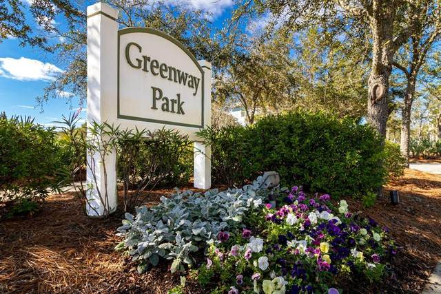 Lot D10 Greenway Park, Santa Rosa Beach, FL 32459 (MLS #869986) :: Coastal Luxury